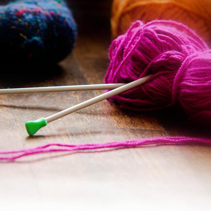「編み物」で自尊心を高めよう