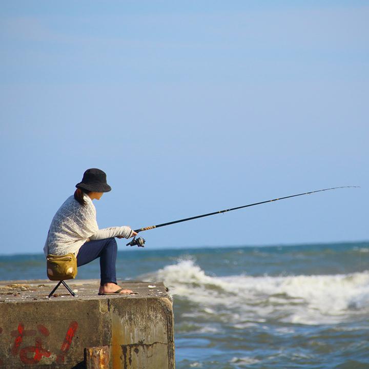 「釣り」で無心になろう